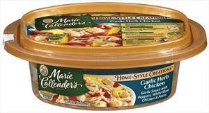 Marie Callender's Home-style Creations Garlic Herb Chicken