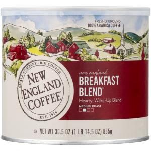 New England Coffee Breakfast Blend Can