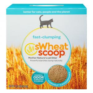 Swheat Scoop All Natural Cat Litter