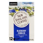 New England Coffee Blueberry Cobbler K-Cups