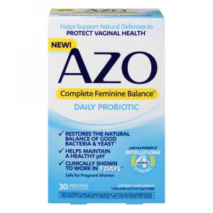 Azo Daily Probiotic Blend