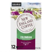 New England Coffee Decaffeinated Colombian K-Cups