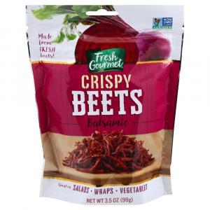 Fresh Gourmet Crispy Beets Balsamic