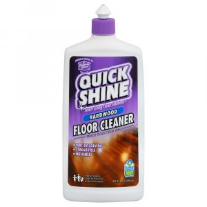 Quick Shine Hardwood Floor Cleaner