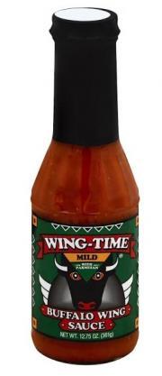 Wing-Time Mild Buffalo Wing Sauce