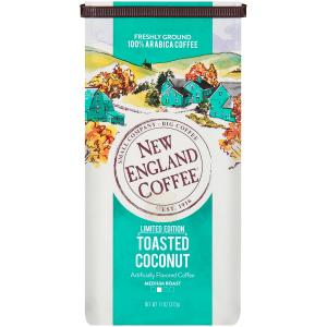 New England Coffee Toasted Coconut