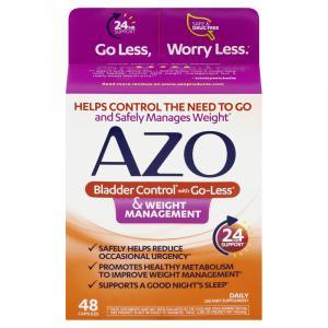 Azo Bladder Control & Weight Management