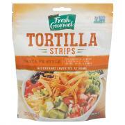 Fresh Gourmet Santa Fe Crunchy Tortilla Strips Topping