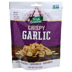 Fresh Gourmet Crispy Garlic
