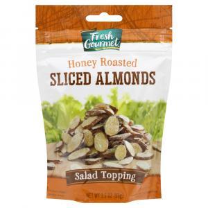 Fresh Gourmet Honey Roasted Almonds