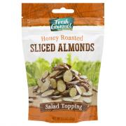 Fresh Gourmet Honey Roasted Almonds