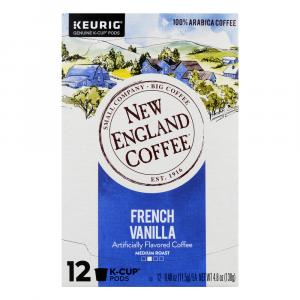 New England Coffee French Vanilla K-cups