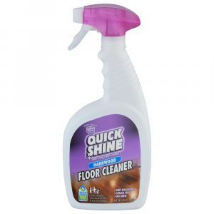 Quick Shine High Traffic Hardwood Floor Cleaner