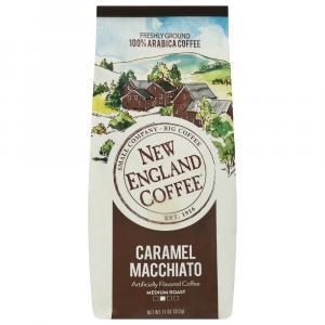 New England Coffee Caramel Macchiato Bag Coffee
