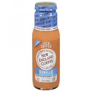 New England Coffee Vanilla Iced Coffee Beverage