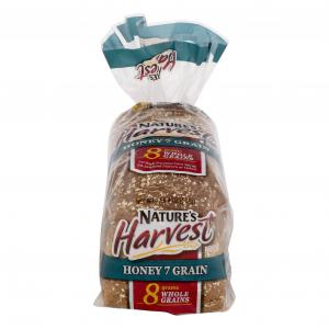 Nature's Harvest Honey 7 Grain