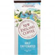 New England Coffee Half Caffeinated Bag Coffee