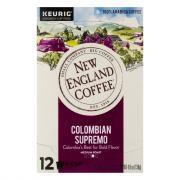 New England Coffee Columbian Supremo K-cups