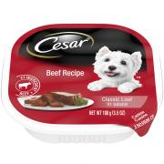 Cesar Select Beef Dinner Dog Food