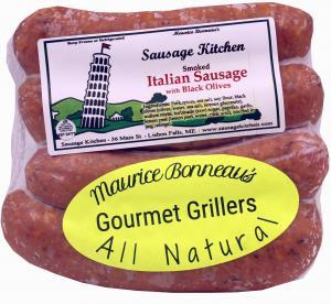 Maurice Bonneau's Smoked Italian Sausage