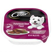 Cesar Select Porterhouse Dog Food