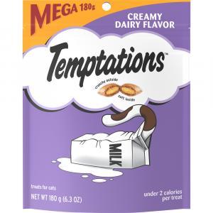 Temptations Creamy Dairy Flavor Cat Treats
