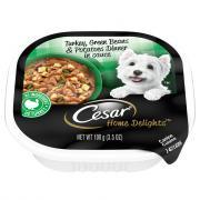 Cesar Home Delights Turkey, Potato and Green Bean Dinner