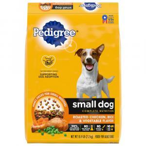 Pedigree Small Breed Original Dry Dog Food