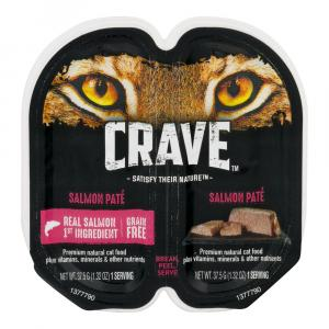 Crave Cat Salmon Pate'