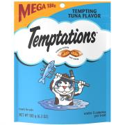 Temptations Tempting Tuna Cat Treats Mega