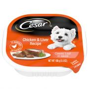 Cesar Select Chicken & Liver Dog Food