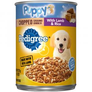 Pedigree Healthy Start Lamb & Rice