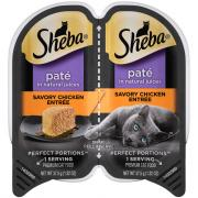 Sheba Perfect Portions Chicken Pate