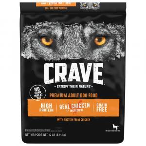 Crave Chicken Dog Food
