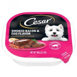Cesar Sunrise Bacon & Eggs Can Dog Food