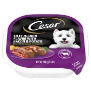 Cesar Savory Delights Filet Mignon Flavor Bacon & Potato