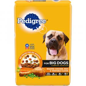 Pedigree Large Breed Nutrition Dog Food