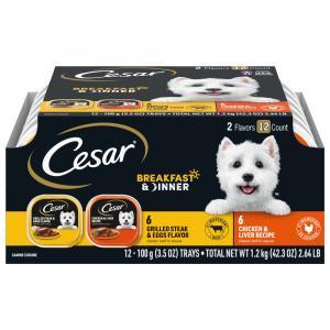 Cesar Breakfast/Dinner Cuisine