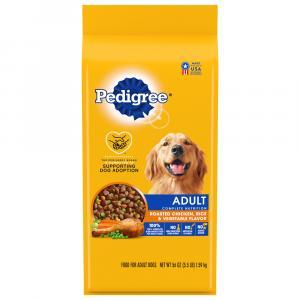 Pedigree Mealtime Small Bites Dry Dog Food