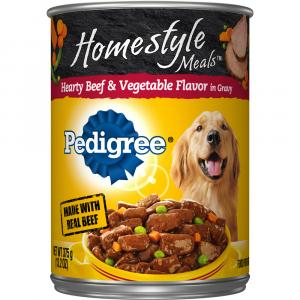 Pedigree Homestyle Hearty Beef And Vegetable
