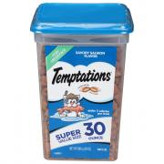 Temptations Salmon Flavor Cat Treats