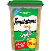 Temptations Seafood Medley Value Size