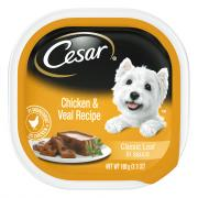 Cesar Select Chicken & Veal Dog Food