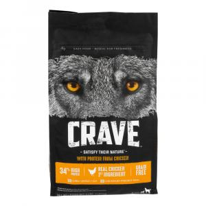 Crave Chicken Dog Food