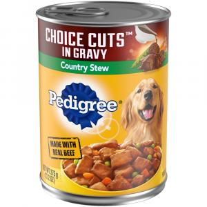 Pedigree Choice Cuts Country Stew