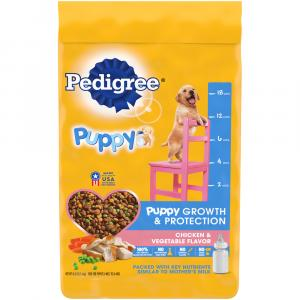 Pedigree Mealtime Puppy Dry Dog Food