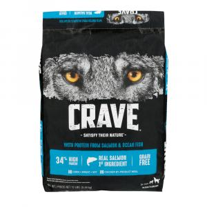 Crave Salmon & Ocean Fish Dog Food
