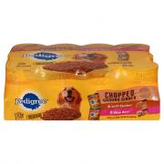 Pedigree Ground Beef & Chicken Canned Dog Food