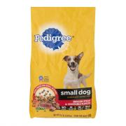Pedigree Grilled Steak & Vegetable Small Dog Dry Food