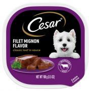 Cesar Select Filet Mignon Dog Food